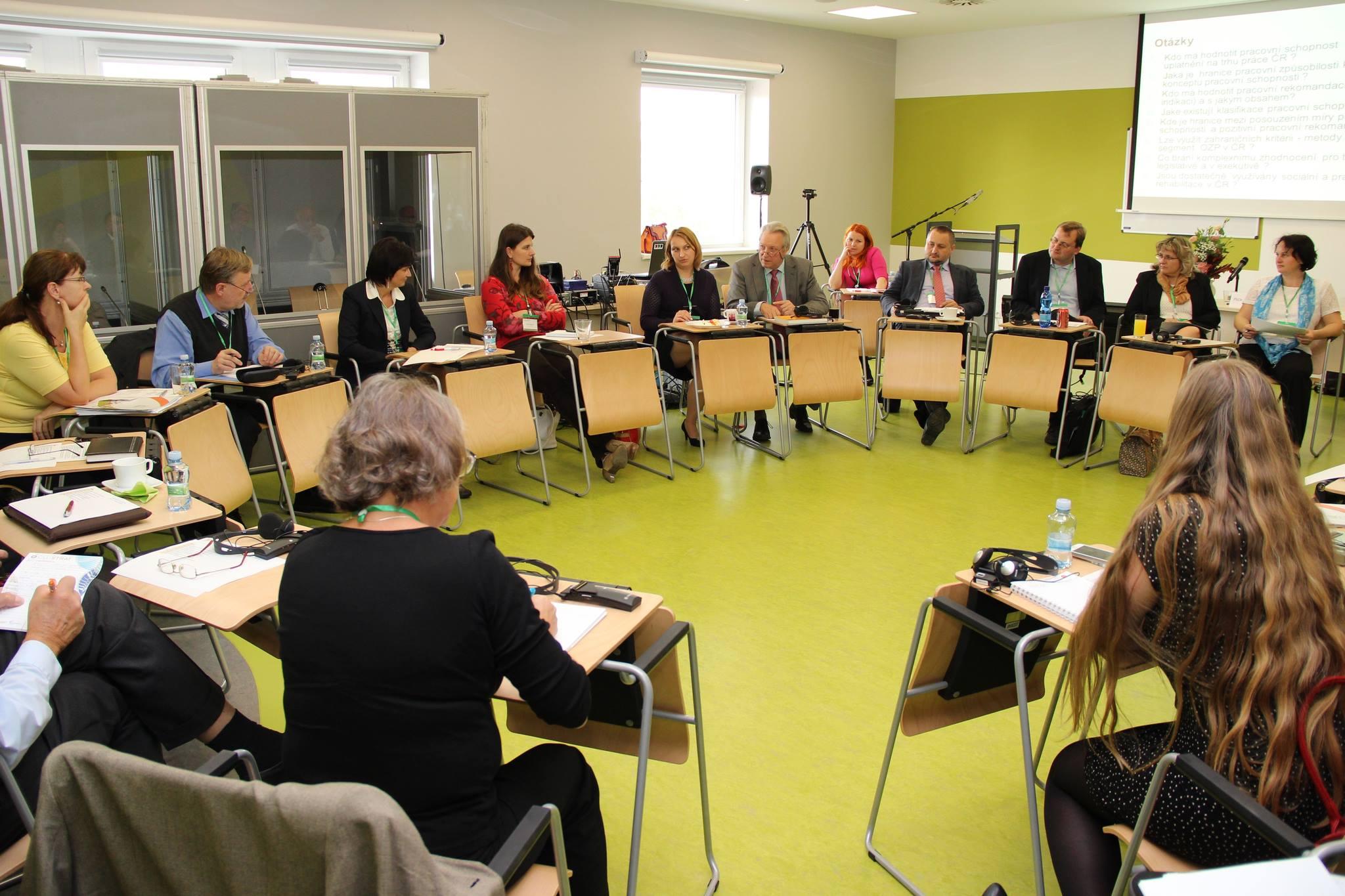 Účast členů o.s. na Mezinárodním fóru sociálního podnikání