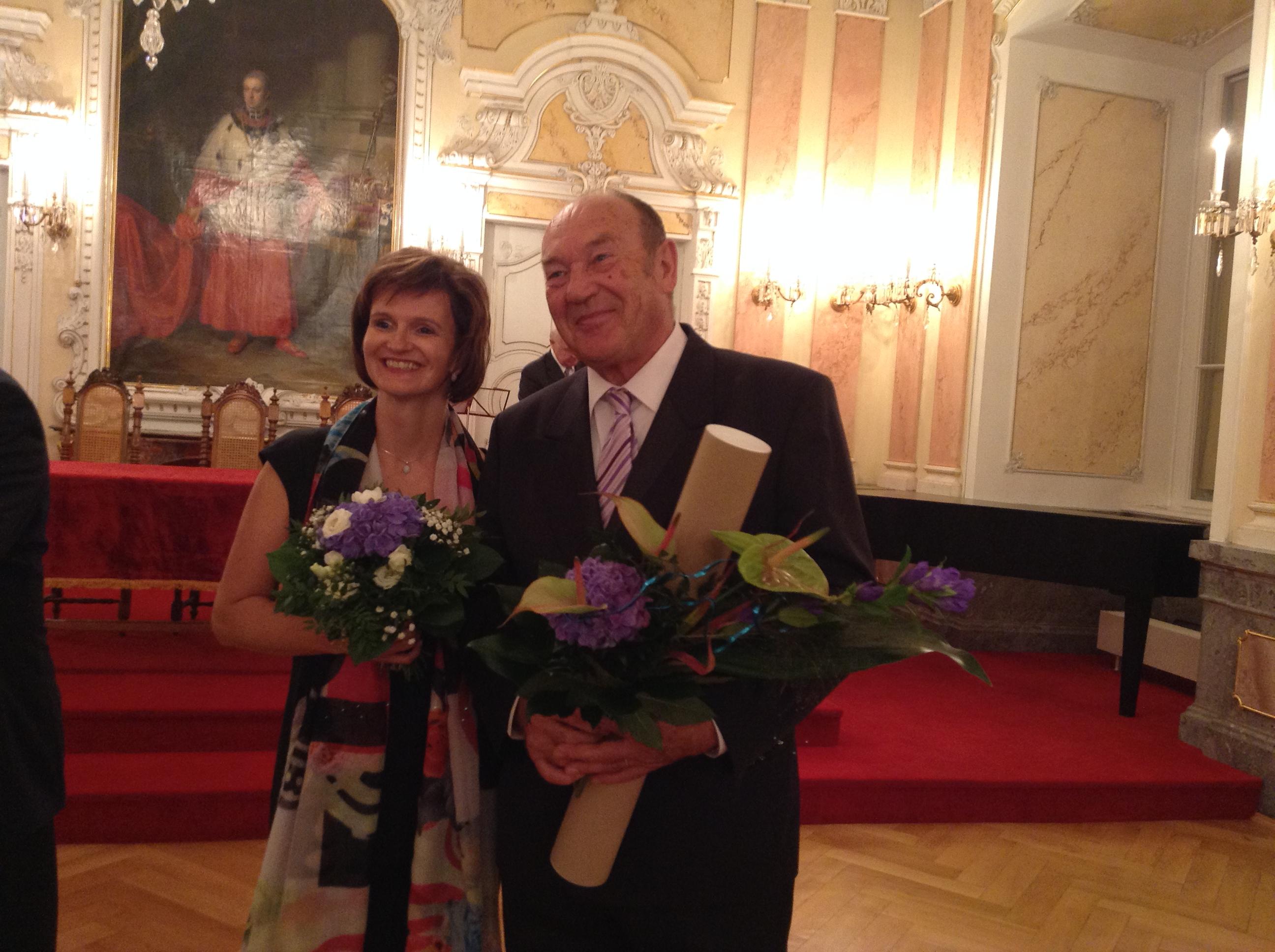 Cena Vladimíra Jochmanna udělovaná v rámci Jubilejního 10. ročníku Festivalu vzdělávání dospělých AEDUCA 2014