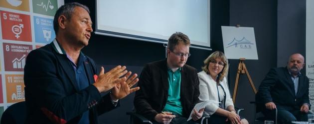 """Výstupy z panelové diskuse """"Stárnoucí tým – dynamická firma!? – age management v době demografické změny"""""""