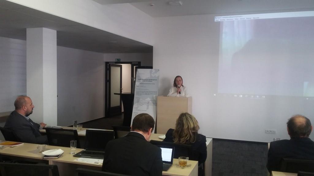 Skype meeting: Dr. László Dobos (HU)
