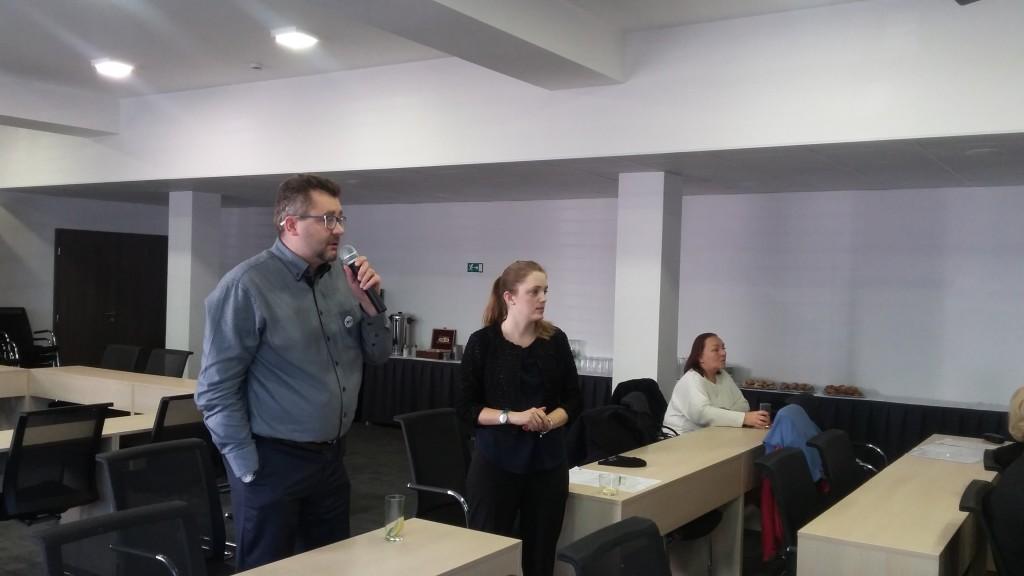 Diskuze účastníků