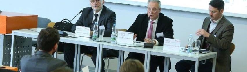 """Proběhla mezinárodní konference """"Population Aging: Challenges and Opportunities"""""""